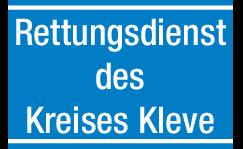 Logo von Rettungsdienst des Kreises Kleve