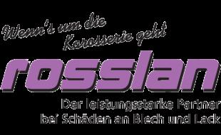 Logo von Rosslan Karosserie