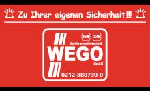 Logo von Gefahrenmeldetechnik WEGO GmbH