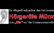 Logo von Hörgeräte Münz