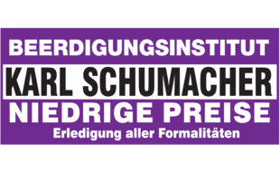 Anonym-Erdbestattungen Schumacher