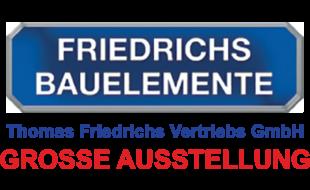 Bild zu Friedrichs Bauelemente Vertriebs GmbH - GROSSE AUSSTELLUNG in Wuppertal