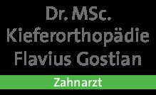 Bild zu Gostian, Flavius, Dr. MSc. Kieferorthopädie in Remscheid