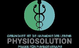 Logo von PHYSIOSOLUTION