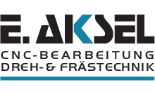 Aksel CNC-Bearbeitung