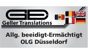 Bild zu Geller - Translations - Rumänisch in Düsseldorf