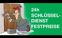 24-h Schlüsseldienst Festpreise