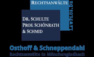 Stefan Osthoff, Kanzlei Dr. Schulte und Partner