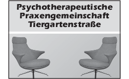 Psychotherapeutische Praxengemeinschaftspraxis Tiergartenstraße