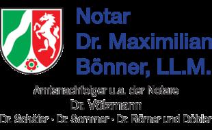 Bild zu Notar Dr. Maximilian Bönner, LL.M. in Wuppertal