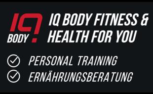 Bild zu IQ BODY FITNESS & HEALTH FOR YOU in Düsseldorf