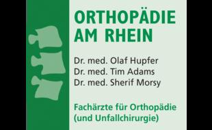 Hupfer Olaf P. Dr., Diederichsen A. Dr., Ehrenstein Philipp Dr., Adams Tim Dr.
