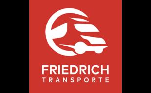 Logo von Friedrich Transporte GmbH