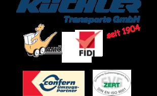 Bild zu Küchler Transporte GmbH in Düsseldorf