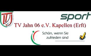 Logo von TV Jahn 06 e. V.  Kapellen (Erft)