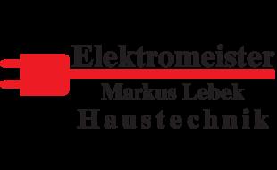 Elektromeister Markus Lebek