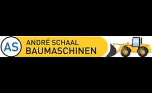 Logo von Baumaschinen Schaal André