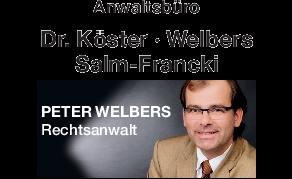 Anwaltsbüro Dr. Köster Welbers Salm-Francki
