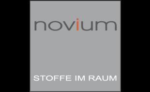 NOVIUM-Stoffe im Raum