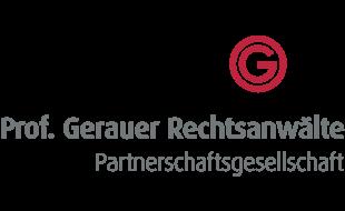 Prof. Gerauer Rechtsanwälte Partnerschaftsgesellschaft