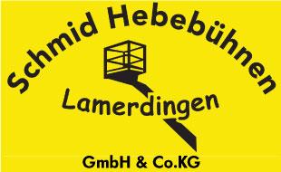Schmid Hebebühnen GmbH & Co.KG