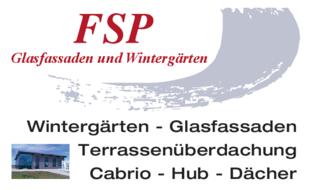 FSP Wintergärten u. Glas-Fassaden