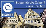 Logo von EIGNER Bauunternehmung GmbH
