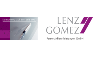 Logo von Lenz - Gomez Personaldienstleistungen GmbH