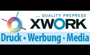 Logo von XWork Druckvorstufe GmbH