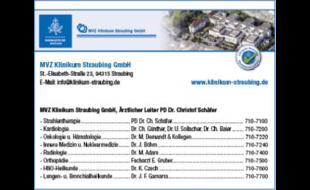 Bild zu MVZ Klinikum Straubing GmbH in Straubing