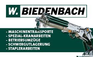 Biedenbach W. GmbH