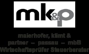 Logo von mk & p maierhofer, klimt & partner - passau - mbB