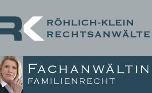 Röhlich-Klein Beatrix, Klein Wolfgang