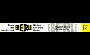 Bauservice Eberle Matthias