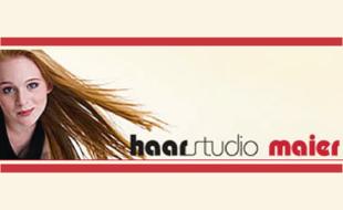 Logo von Haarstudio Maier