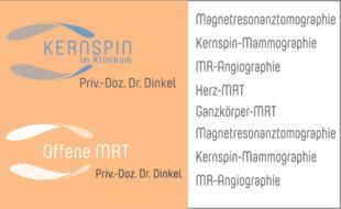 Privatinstitut für Kernspindiagnostik Privatdozent Dr.med. Hans-Peter Dinkel