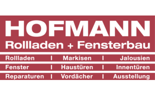 Hofmann Rollladen + Fensterbau