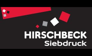 Logo von Hirschbeck Siebdruck