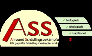 Logo von A.S.S. Allround Schädlingsbekämpfung + Service GmbH