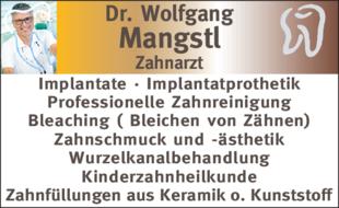 Bild zu Mangstl Wolfgang Dr. in Passau