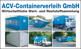 ACV Containerverleih GmbH