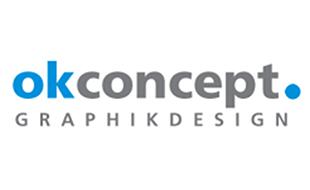 Logo von okconcept. Graphikdesign Kuhn Oliver Dipl.-Designer (FH)