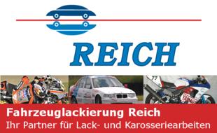 Auto-Fahrzeuglackierung Reich