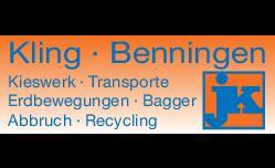 Logo von Kieswerk Kling