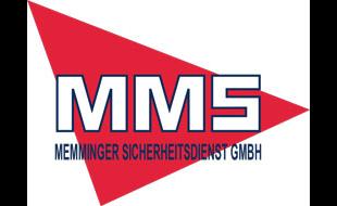 Logo von Memminger Sicherheitsdienst GmbH