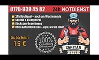 Bild zu Hofmann Sanitär in Jandelsbrunn
