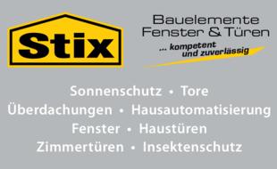 Bauelemente Stix - Fenster und Türen