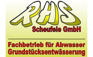 RHS Scheufele e.K. Rohr- u. Kanalreinigung