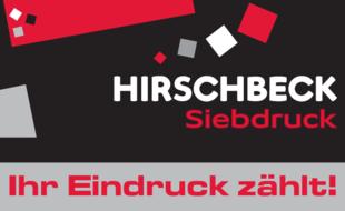 Hirschbeck Siebdruck