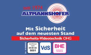 Altmannshofer Sicherheits-Videotechnik OHG